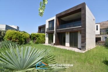 Bodrum Turgutreis'te satılık 3+1 dubleks villa