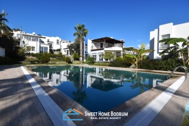 BODRUM YALIKAVAK, 3+1 VILLA WALKING DISTANCE TO THE SEASIDE