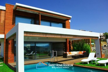 GUNDOGAN BODRUM LUXURIOUS VILLA FOR SALE