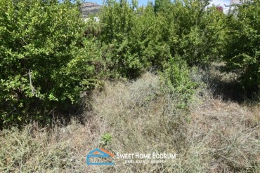 Land plot for sale in Gundogan Kucukbuk