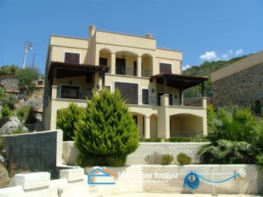 5+1 TRIPLEX VILLA WITH PRIVATE POOL, NEAR TO YALIKAVAK TOWN CENTER, BODRUM