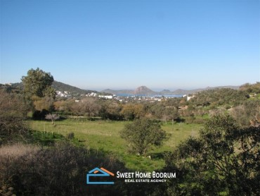 YALIKAVAK,BODRUM 13.000M² LAND IN MANSIONS REGION