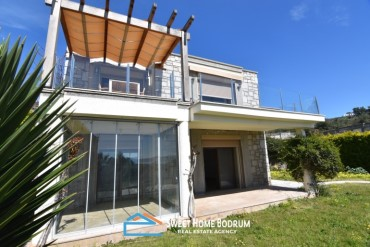 3+1 apartment for sale in Bodrum