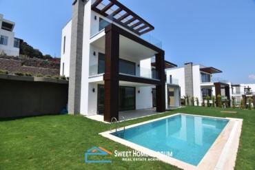 Bodrum Yalıkavak'ta 4+1 Özel Havuzlu Müstakil Villa