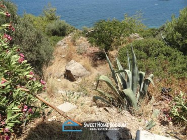 SEAFRONT INCOMPARABLE LAND PLOT IN GOLKOY