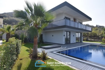 Luxury Yalikavak Villa for sale