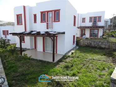 GUMUSLUK BODRUM, 3+1 VILLA, GOOD PRICE