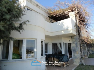 HEBILKOY, VILLA WITH IMPRESSIVE NATURE AND SEA VIEW