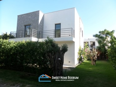 2+1 apartments for sale walking distance to Bodrum Marina