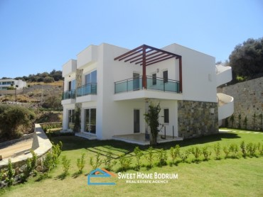 APARTMENTS NEAR TO THE SEASIDE IN GUMUSLUK, BODRUM