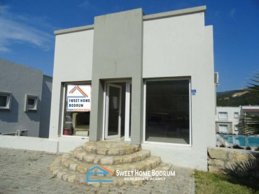 Turkey Bodrum Torba for sale office and 1+1 apartment