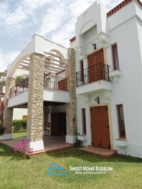 3+1 FLAT FOR SALE IN YALIKAVAK, GOKCEBEL WITH SEA VIEW