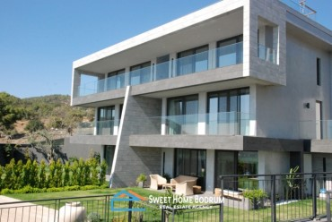 Special villas with Bodrum view